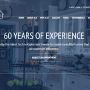 ALS Construction homepage